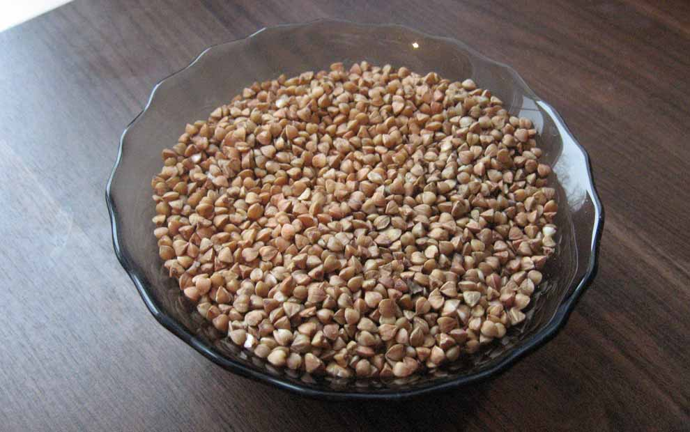 10 دلیل برای استفاده از گندم سیاه