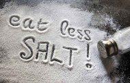 توصیه های تغذیه ای درمورد نمک