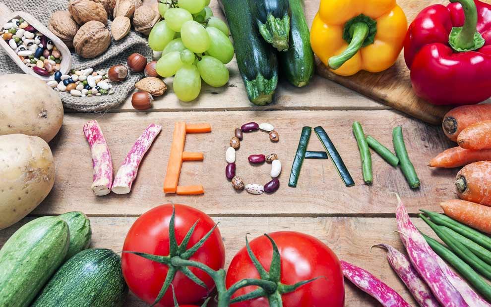 رژیم اعجاب انگیز خام گیاه خواری و گوشت خواری