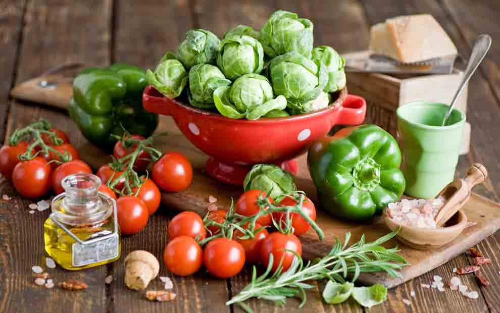 10 تا از بهترین غذاها برای بیماران مبتلا به MS