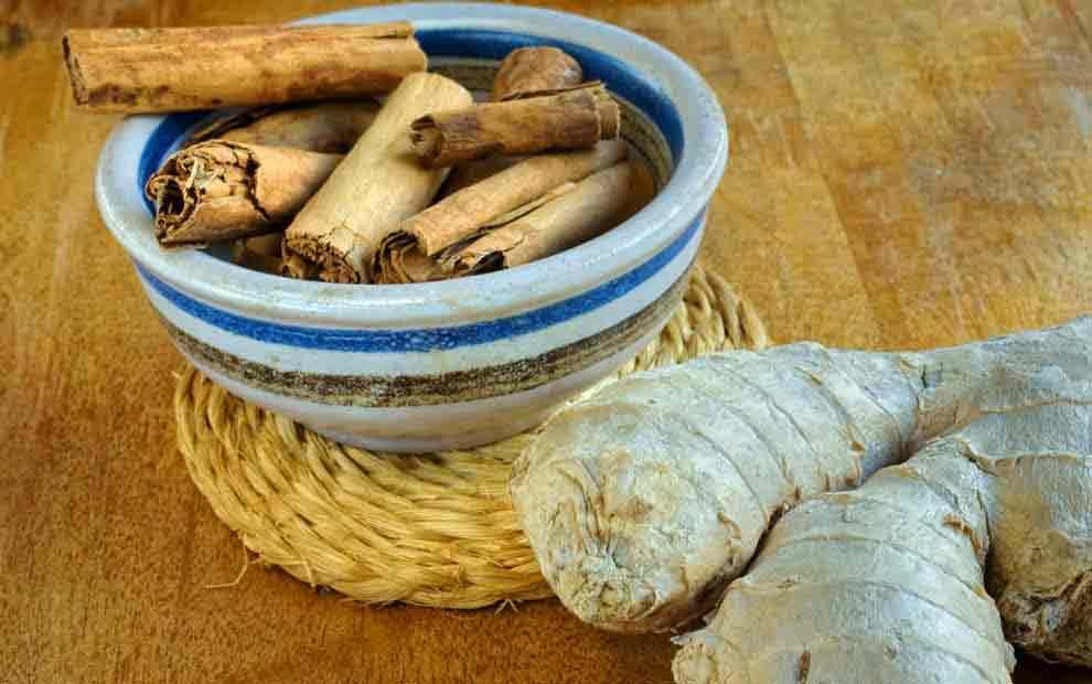 زنجبیل و دارچین مناسب برای ورم معده - Gastritis