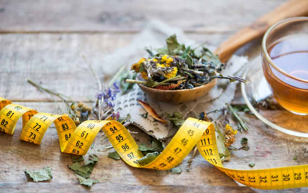 با مصرف گیاهان زیر وزن کم کنید