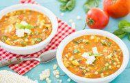 سه سوپ رژیمی و خنک تابستانی