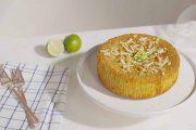 کیک نارگیلی با کینوا